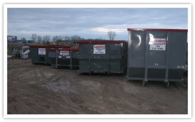 Mini Bin Rentals, Barrie, ON