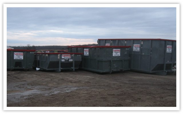 Dumpster Rentals, Barrie, ON