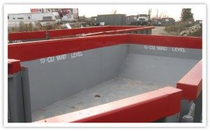 Construction Waste Bins in Innisfil, Ontario