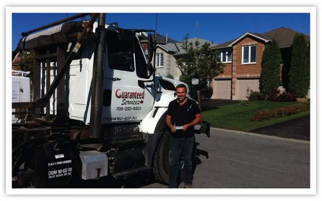 Same-Day Dumpster Services in Orillia, Ontario