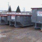 Same-Day Waste Bin in Orillia, Ontario