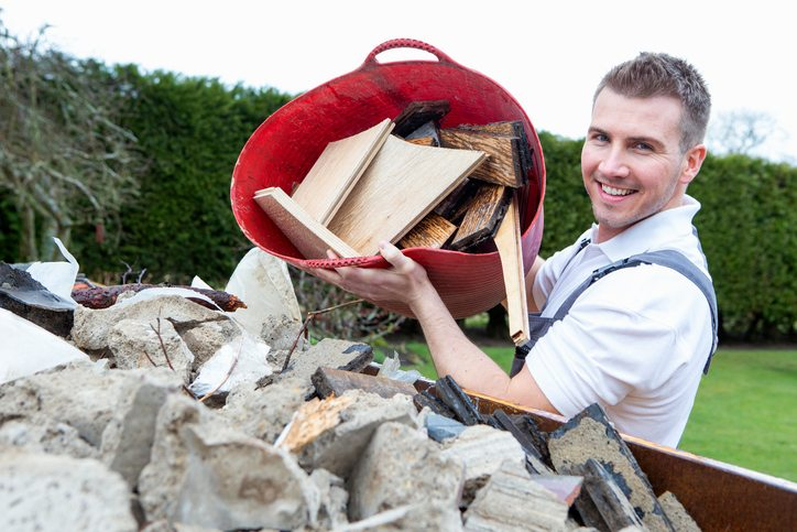 Three Additional Uses for Landscaping Waste Bins