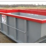 Landscaping Waste Bins in Wasaga Beach, Ontario