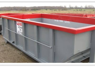 Landscaping Waste Bins in Angus, Ontario