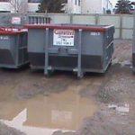 Garbage Bin Rentals in Wasaga Beach, Ontario