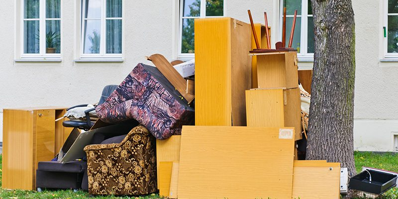 Solving the Junk Removal Dilemma a Property Manager Can Face