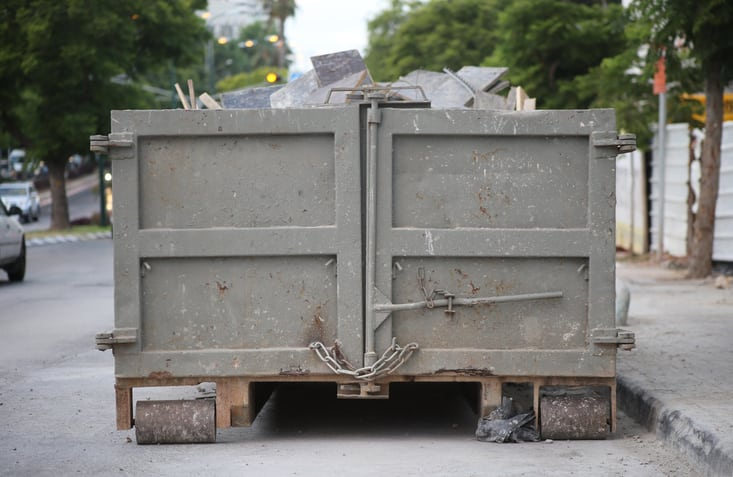 Containers and Roll-Off Bins: What to Know Before You Rent