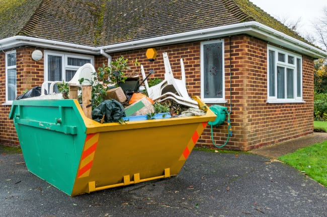 How Dumpster Disposal Works for Home Renovations